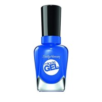 Sally Hansen Miracle Gel Nail Polish, Tidal Wave 0.5 oz [074170423143]