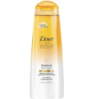 Dove Pure Care Dry Oil Shampoo 12 oz [079400342010]