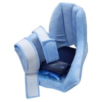 Skil-Care Heel-Float Heel Protector, Small color Blue - 1 ea [671509216508]