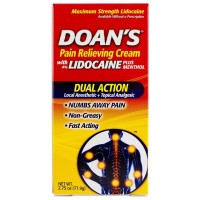 Doan's Pain Relieving Cream 2.75 oz [849648000023]