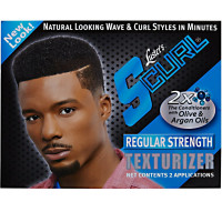 Luster's S-Curl Hair Texturizer Regular Kit 2 ea [038276008994]