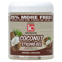 Fantasia Coconut Styling Gel  20 oz [011313022009]