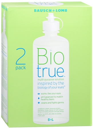 Bausch & Lomb Biotrue Multi-Purpose Solution 20 oz [310119035887]