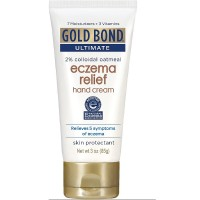 Gold Bond Ultimate Eczema Relief Hand Cream 3 oz [041167066393]