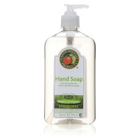 Earth Friendly Products Hand Soap, Lemongrass 17 oz [749174796646]