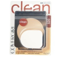 CoverGirl Simply Powder Foundation, Creamy Natural [520] 0.41 oz [022700057009]