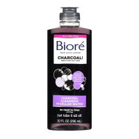 Biore, Charcoal Cleansing Micellar Water 10 oz [019100246478]