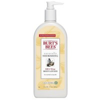 Burt's Bees Naturally Nourishing Milk & Honey Body Lotion 12 oz [792850006645]