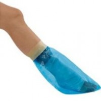 Duro-Med Cast And Bandage Protection, Foot And Ankle  1 ea [041298065593]