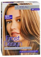 L'Oreal Frost & Design Highlights H65 Caramel 1 Each [071249082171]
