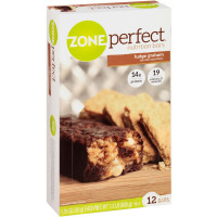 ZonePerfect Nutrition Bars Fudge Graham 12 ea [638102203106]
