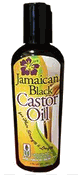 Hollywood Beauty Black Jamaican Castor Oil, 3 oz [045836005577]
