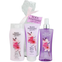 Body Fantasies Japanese Cherry Blossom 3 Piece Gift Set for Women 1 ea [026169036384]