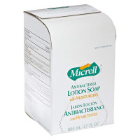 Micrell Antibacterial Lotion Soap Liquid 800 mL  Citrus Scent  1 ea [073852097566]