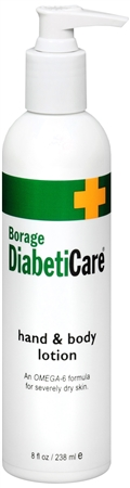 DiabetiCare Hand and Body Lotion 8 oz [081738403004]