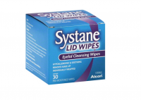 Systane Lid Wipes Eyelid Cleansing Wipes 30 Each [300658052025]