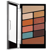 Wet n Wild Color Icon Eyeshadow 10 Pan Palette, Not a Basic Peach 0.3 oz [077802361042]