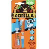 Gorilla Glue Super Glue Pack  2 ea [052427780010]