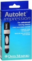 Autolet Impression Lancing Device 1 Each [384700270018]