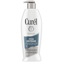 Curel Itch Defense Lotion For Dry, Itchy Skin 13 oz [019045139057]