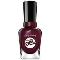 Sally Hansen Miracle Gel Nail Color, Wine Stock 0.50 oz [074170423266]