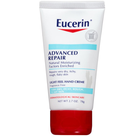 Eucerin Advanced Repair Hand Creme 2.7 oz [072140633820]