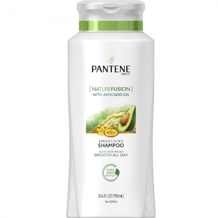 Pantene Pro-V Nature Fusion With Avocado Oil Smoothing Shampoo 25.4 oz [080878040353]
