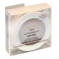 Revlon New Complexion One-Step Compact Makeup SPF 15, Ivory Beige [001] 0.35 oz [309974364010]