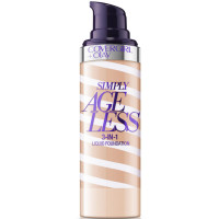 CoverGirl + Olay Simply Ageless 3-in-1 Foundation, Creamy Natural 1 oz [008100100378]