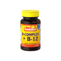 Nature's Truth Vitamins B Complex + B-12, 60 ea [840093103215]