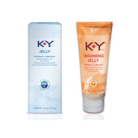 K-Y Pleasure Kit With Jelly Personal Lube (4 oz) & Warming Jelly Personal Lubricant (2.5 oz) 1  ea [191567193127]