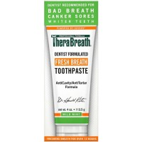 TheraBreath Fresh Breath Toothpaste 4 oz [697029211045]