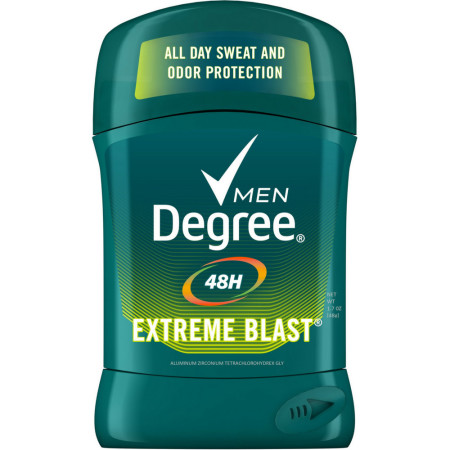 Degree Extreme Blast Original Protection Antiperspirant Stick 1.7 oz [079400265104]