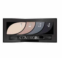 CoverGirl  Eyeshadow Quads, Stunning Smokeys [715] .06 oz [046200002079]