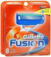 Gillette Fusion Cartridges 8 Each [047400156593]