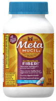 Metamucil MultiHealth Daily Fiber Supplement + Calcium, Capsules 120 ea [037000465119]