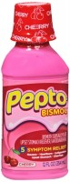 Pepto-Bismol Liquid Cherry 12 oz [301490320471]