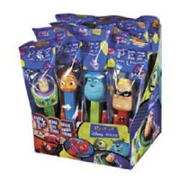 PEZ Disney Best Of Pixar Assorted  12 ct [073621002753]