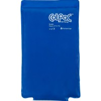 Chattanooga ColPac Blue Vinyl Cold Therapy, Medium/Half-Size Cold Pack 1 ea [015421015069]
