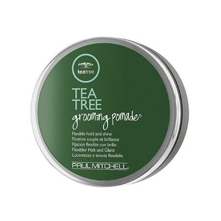 Paul Mitchell Tea Tree Grooming Pomade for Unisex 3 oz [009531119397]