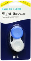 Bausch & Lomb Sight Savers Contact Lens Case 1 Each [010119414001]