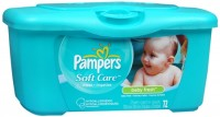 Pampers Baby Fresh Wipes Tub 72 Each [037000282488]