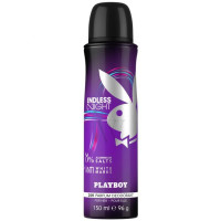 Playboy  Endless Night Coty Deodorant Spray Perfumed  5.0 oz [3614223879502]