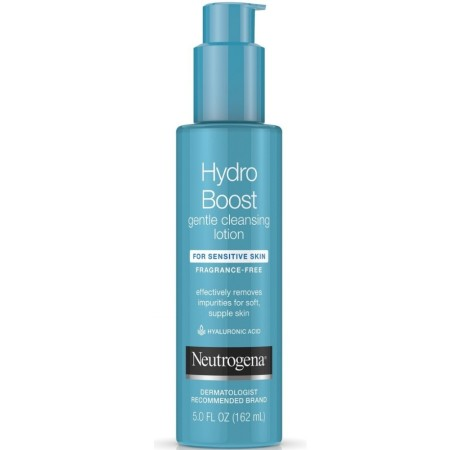 Neutrogena Hydro Boost Gentle Cleansing Lotion  5 oz [070501111505]
