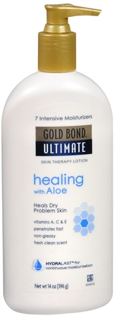 Gold Bond Ultimate Healing Lotion 14 oz [041167066515]