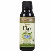 Spectrum Essentials Organic Flax Oil Omega-3 Original Formula 8 oz [022506120051]