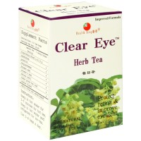 Health King Herbal Tea Bags, Clear Eye 20 ea [646322000450]