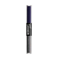 NYX Midnight Chaos Dual Ended Eyeliner, Mirror Image [Purple] 0.2 oz [800897172213]