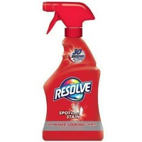 Resolve 30 Second Action Carpet Stain Remover 16 oz [019200831222]