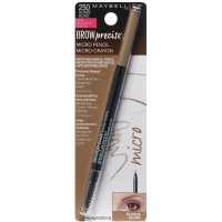 Maybelline Brow Precise Micro Eyebrow Pencil, Blonde 0.02 oz [041554460018]